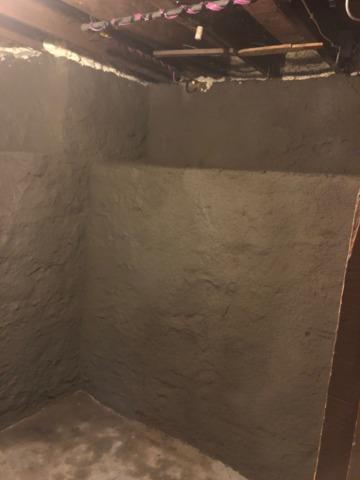 Basement Wall Fixed in La Crosse, WI