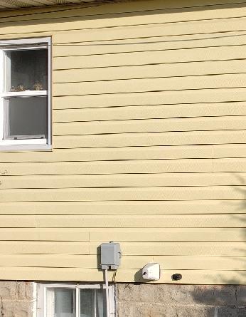 Radon Mitigation System in Mason City, IA - Before Photo
