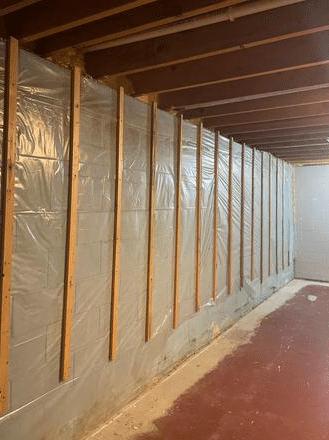 Wet Basement Waterproofed in Holmen, WI