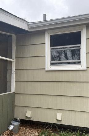 Radon Mitigation Contractor in Minneapolis, MN - Before Photo