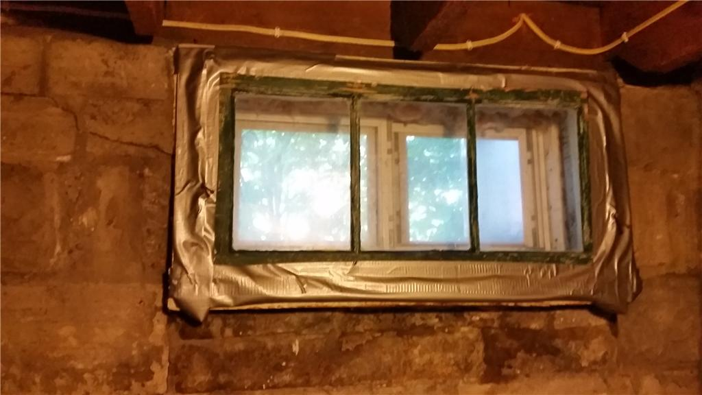 EverLast Windows Installed in Augusta, Wisconsin - Before Photo