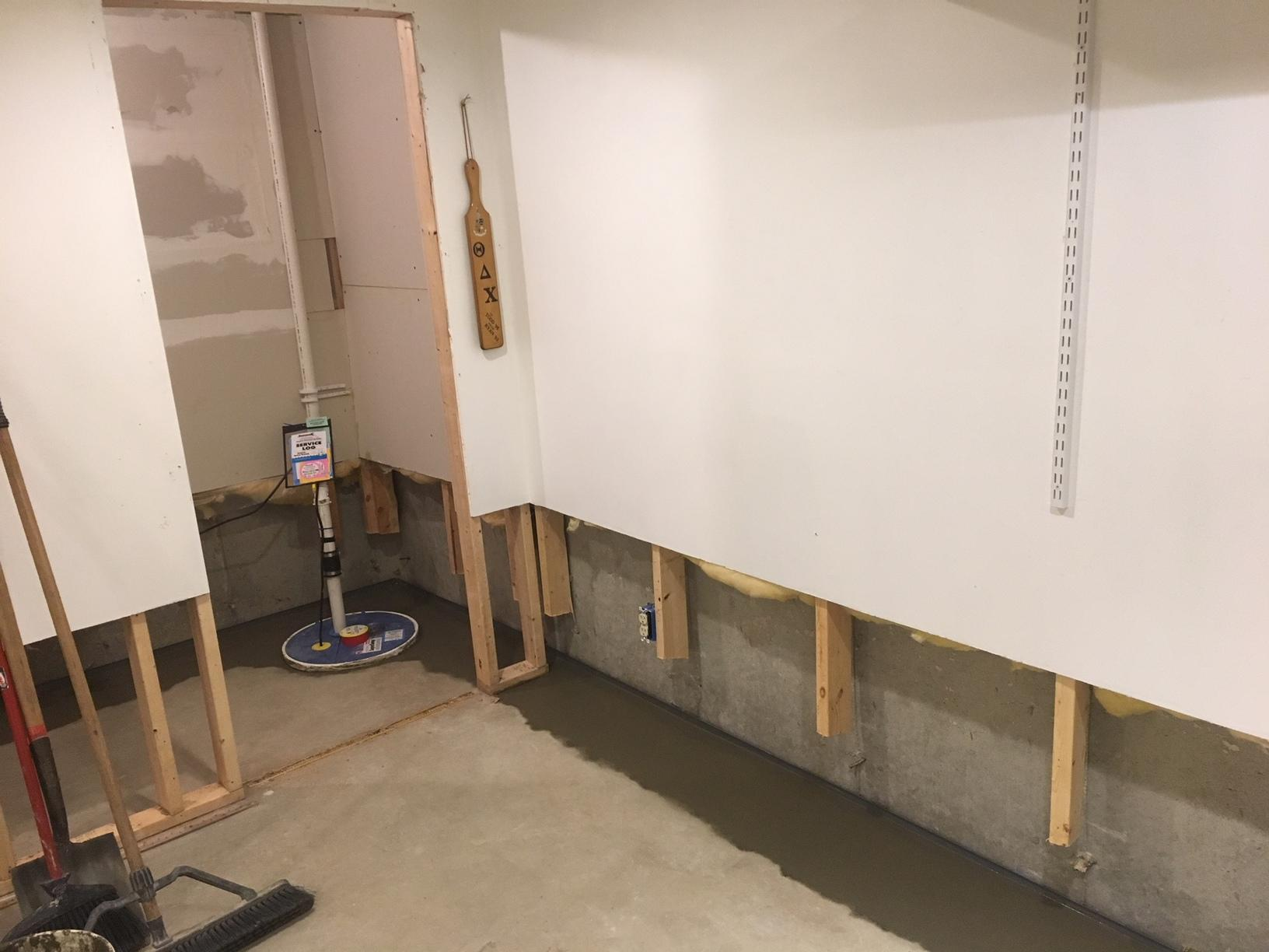 SuperSump in Madison, WI - After Photo
