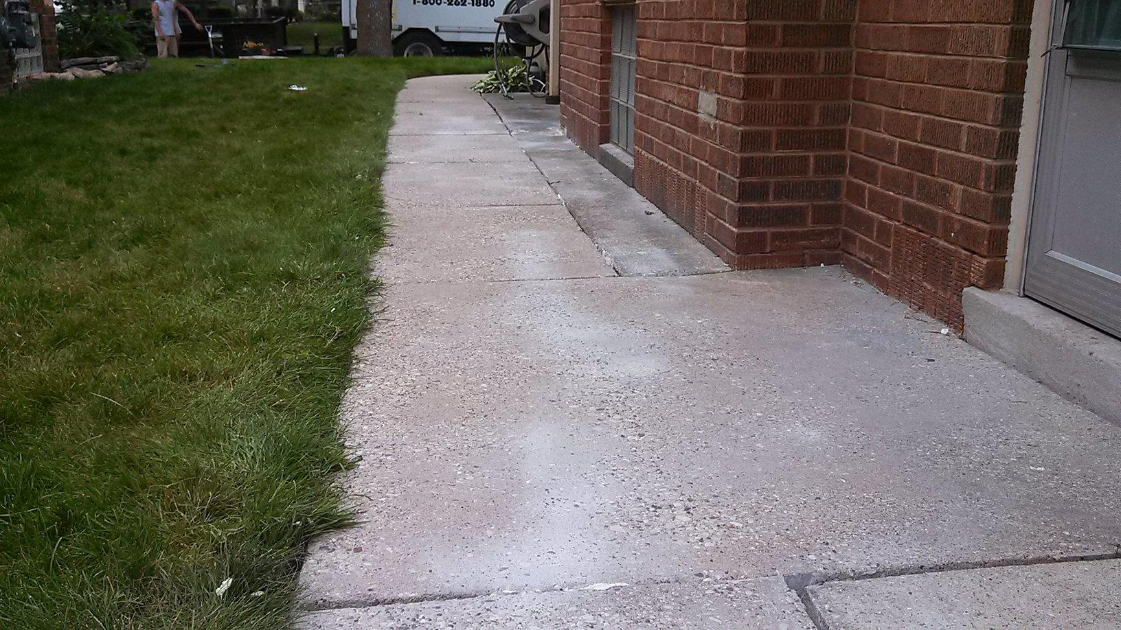 Concrete Lifting - After Photo
