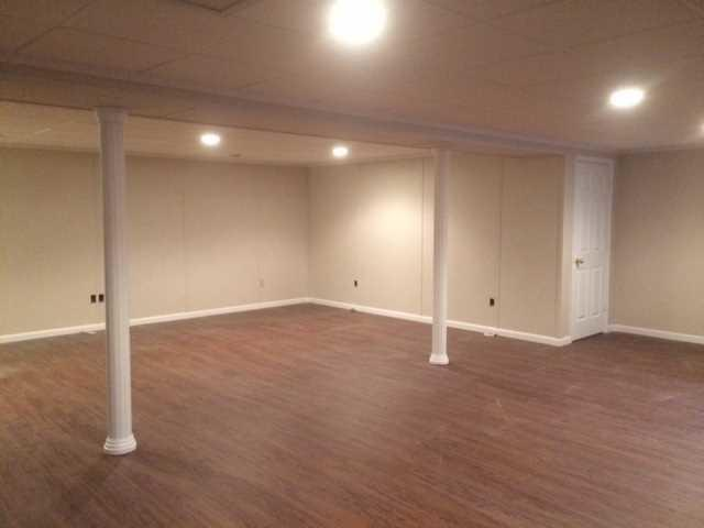 Total Basement Finishing - After Photo