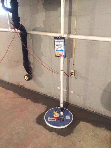 SuperSump- Premier Sump Pump System