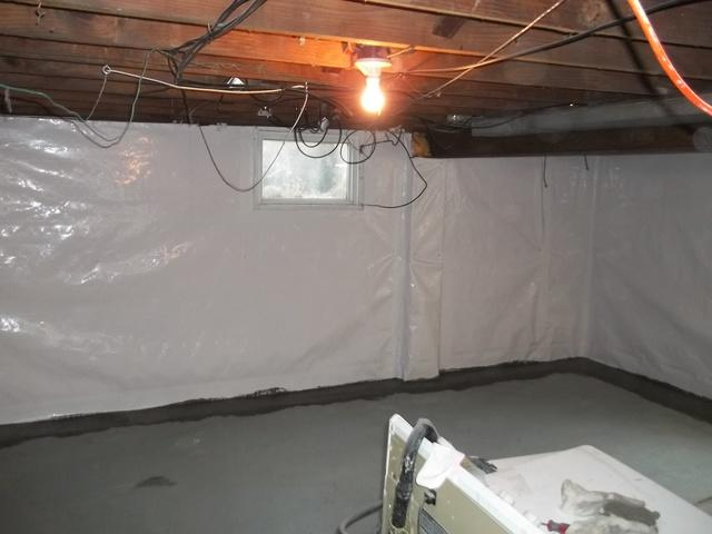 East Liverpool, Ohio Basement Waterproofing
