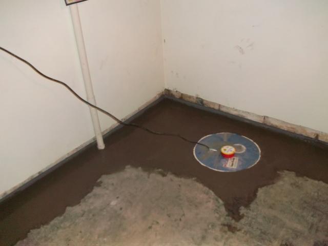 Latrobe, PA Spare Room Waterproofing