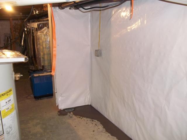 Basement Waterproofing in Washington PA