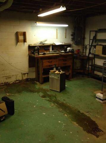 McMurray Basement Waterproofing Makeover