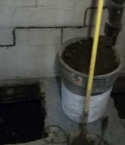 Foundation Settlement Repair in Sewickley PA