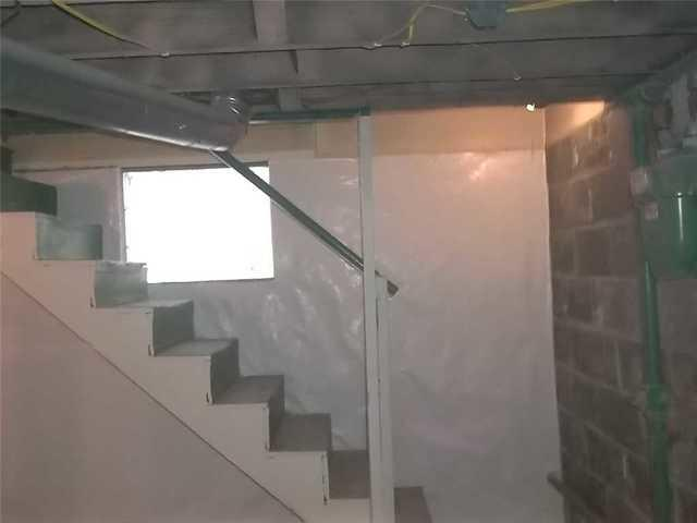 Porous Basement Walls in Wheeling, WV