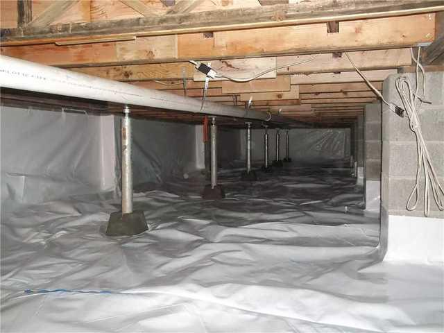 Crawl Space Repair in Fayette City PA