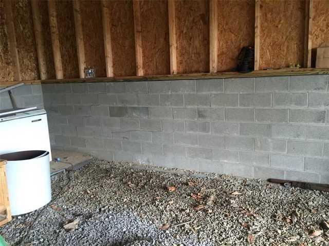 Wall Anchor Installation in Homer City PA