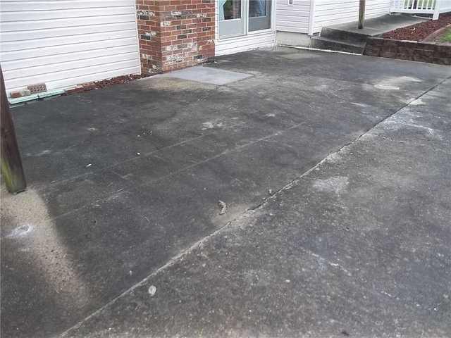 Concrete Patio Repair in Philippi WV