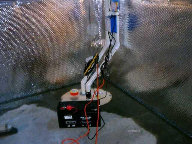 Finished Basement Waterproofing in Monongahela PA