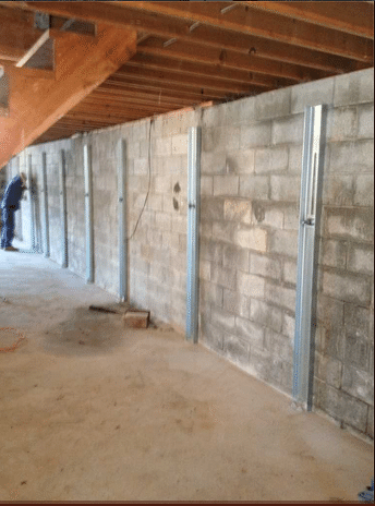Foundation Repair Contractor in New Stanton PA