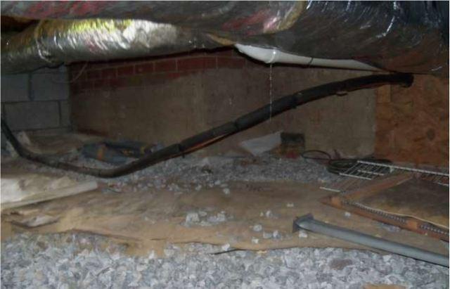 Crawl Space Vapor Barrier in Irwin, PA