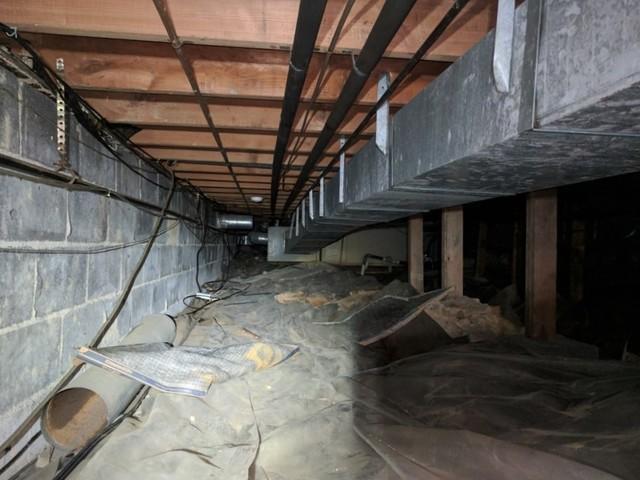 Crawl Space Repair & Encapsulation in Bridgeport, WV