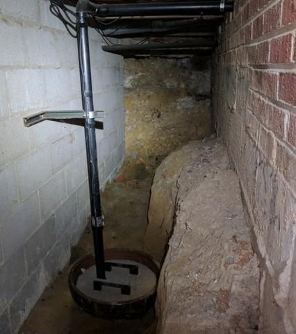 Crawl Space Repair and Encapsulation in Bridgeport, WV