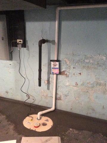 Basement Waterproofing in Fredericktown, PA