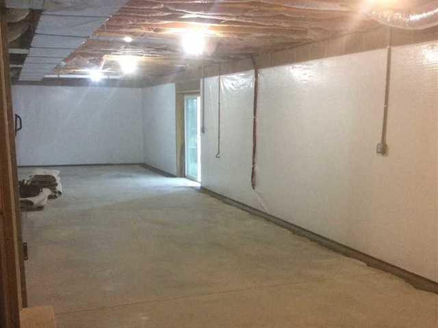 Basement Waterproofing in Fairmont, WV