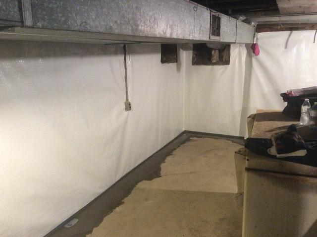 Waterproofing in Burgettstown, PA