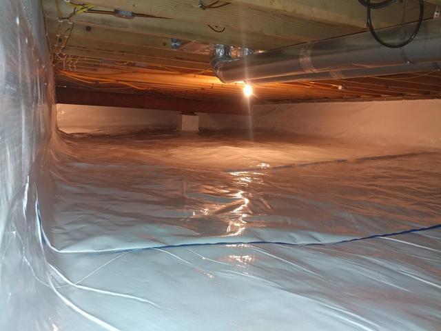 Crawl Space Encapsulation in Morgantown, WV