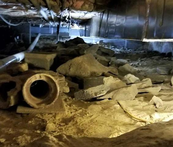 Crawl Space Encapsulation in Pittsburgh, PA