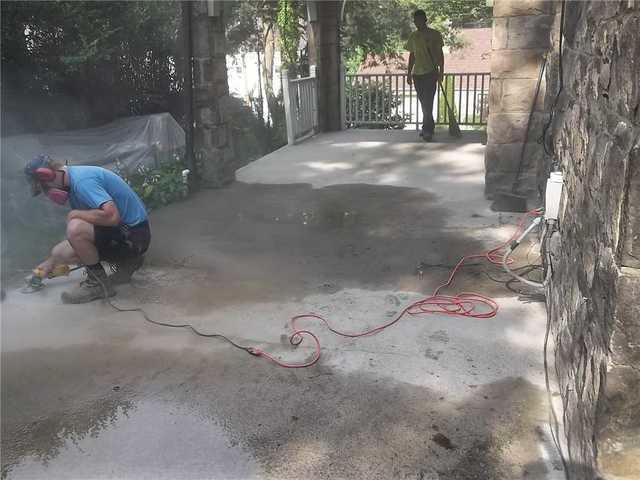 Concrete Waterproofing in Mount Lebanon, PA