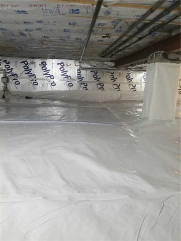 Fixing Crawl Space Leakage in Shadyside, OH