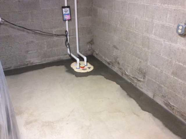 Sump Pump Installation in Pittsburgh, PA