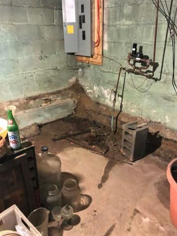 Basement Waterproofing in Bobtown, PA