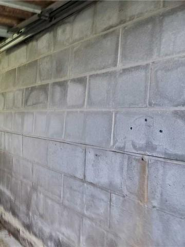 Carbon Fiber Straps Repair a Bowing Wall in Davidsville, PA