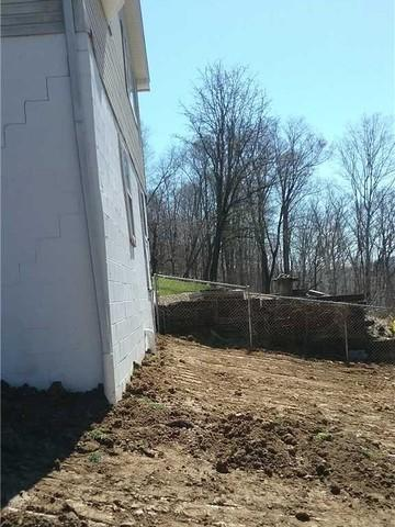 Foundation Settlement Repair in Fairmont, WV