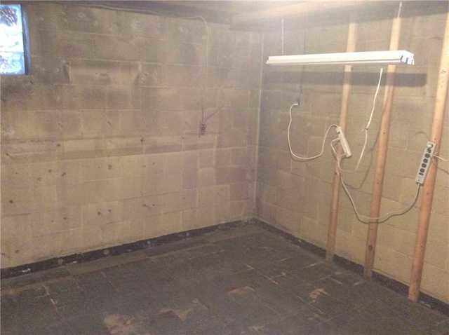 Waterproofing a Basement In Canonsburg, PA
