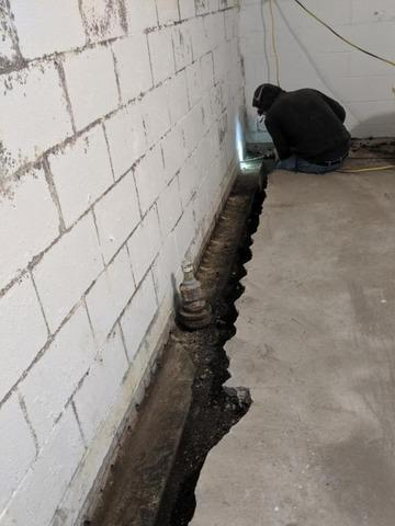 WaterGuard Installation in Pittsburgh, PA