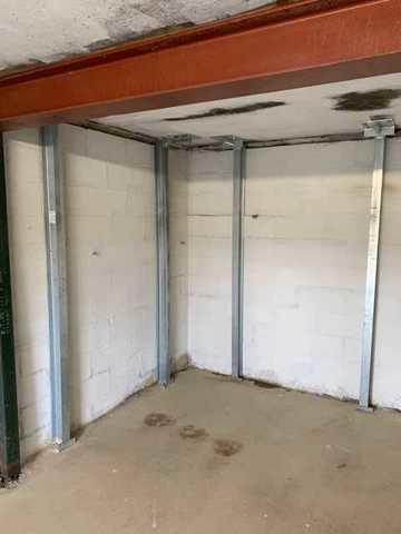Garage Wall Stabilization in Irwin, PA