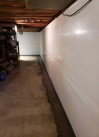 Basement Waterproofing in Salem, WV