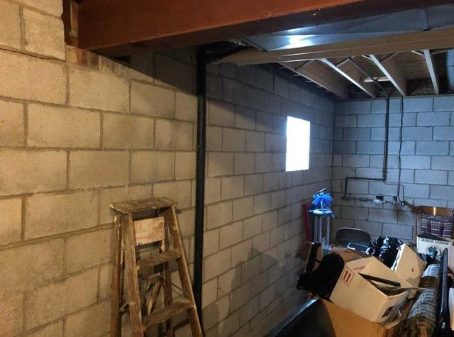 CarbonArmor Fiber Straps Installation in Irwin, PA