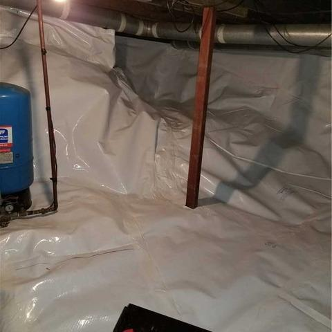 Basement and Crawlspace Waterproofing in Dawson, PA