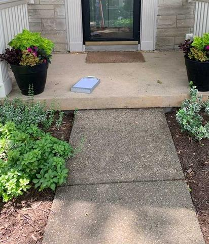 Concrete Cracks and Sinking Slabs Repaired in Pittsburgh, PA