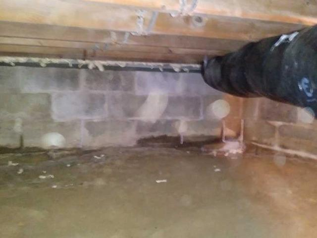 Crawl Space Encapsulation in Karns City, PA