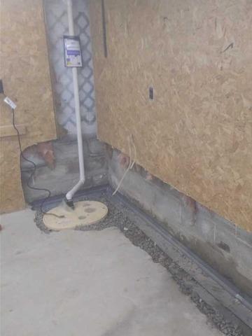Waterproofing System Installed in Calumet, PA