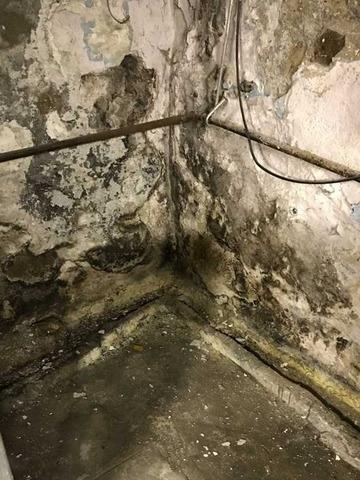 Full Perimeter Basement Waterproofing in Buena Vista, PA