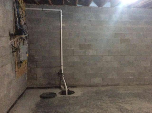 Basement Waterproofing and Concrete Repair in Fairchance, PA