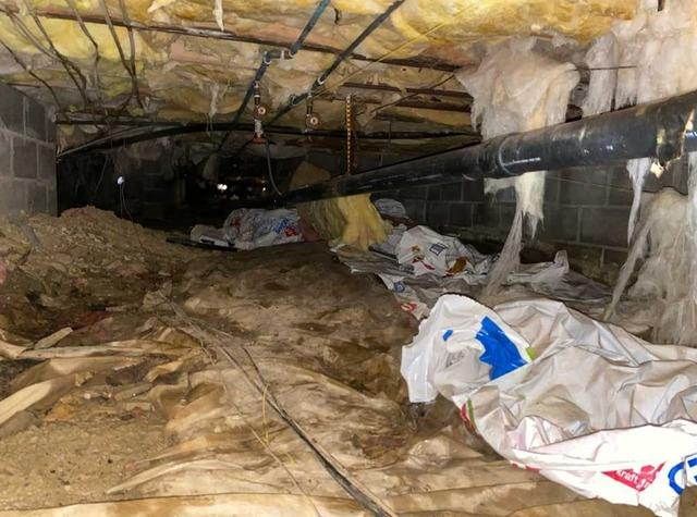 Total Crawlspace Repair in Stoystown, PA - Before Photo