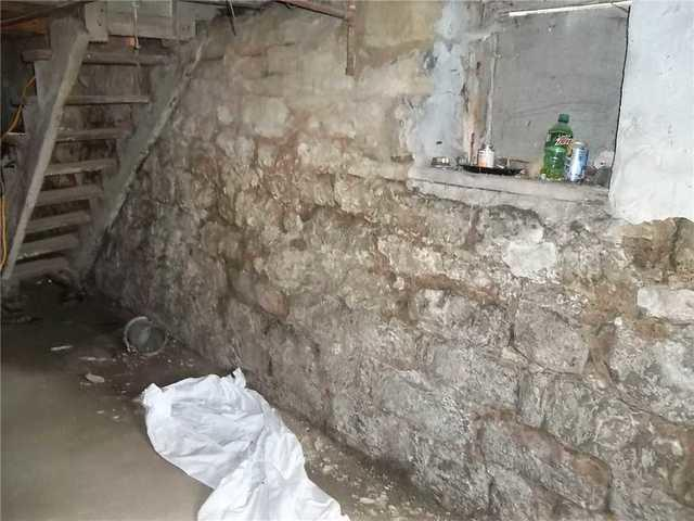 Stone Foundation Waterproofing in Salem, PA