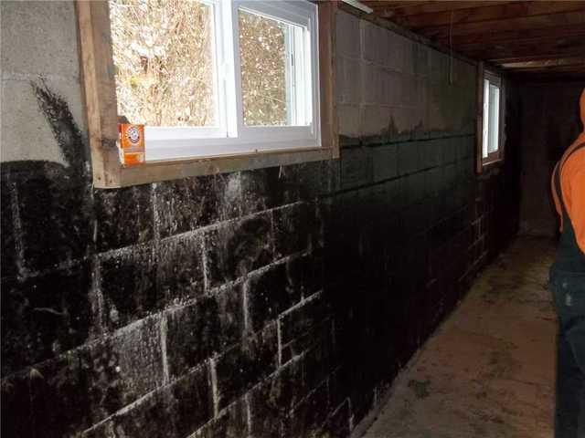 Basement Wall Insulation in Wellsburg, WV