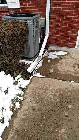Downspout Extensions Installed in Beaver, PA