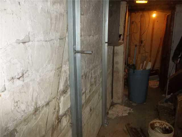 Foundation Bowing Wall Repair in Moon Township, PA